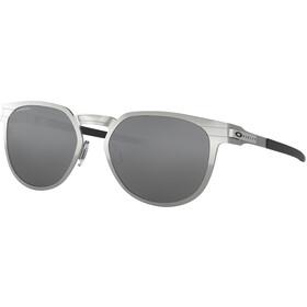 Oakley Diecutter Sunglasses Unisex Satin Chrome/Prizm Black